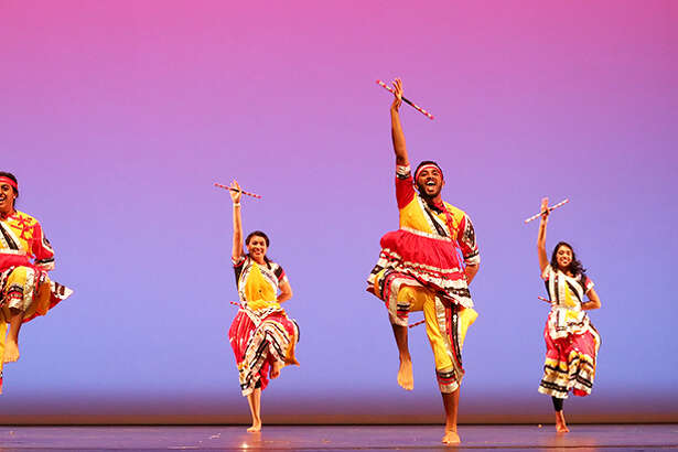 Incredible India: Unity in Diversity at Miller Outdoor Theatre