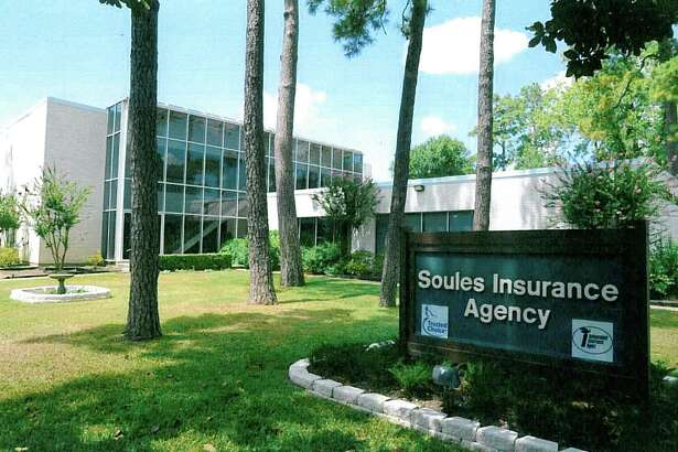 Soules Insurance at 701 N. San Jacinto Street in Conroe is celebrating its 70th anniversary in 2017. The agency was founded by Oren Soules in 1947 in Conroe.