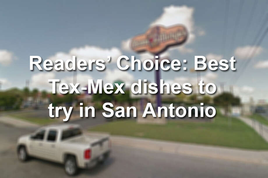 Keep clicking to the readers' and critics' choice spots for the best breakfast tacos, enchiladas, margaritas and other Tex-Mex favorites in San Antonio.
