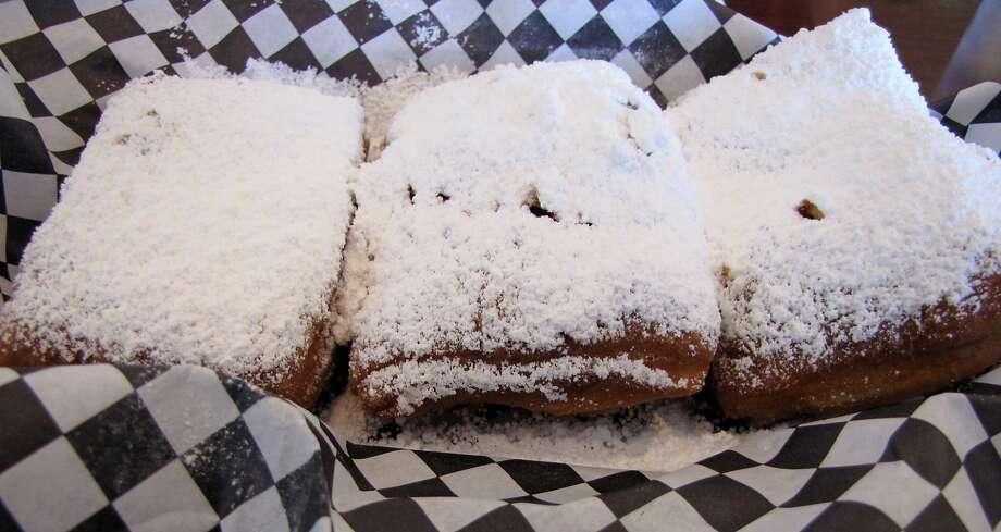 Queen s Louisiana Po-Boy Cafe, SF Photo: Stephanie Wright Hession