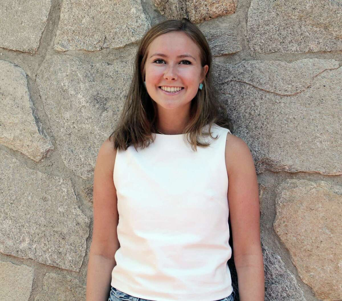 Charlotte Pratt of New Canaan, Conn. received a summer job out of her senior internship through New Canaan High School. Pratt graduated from NCHS in June 2017 and will be attending the University of Richmond in the fall.