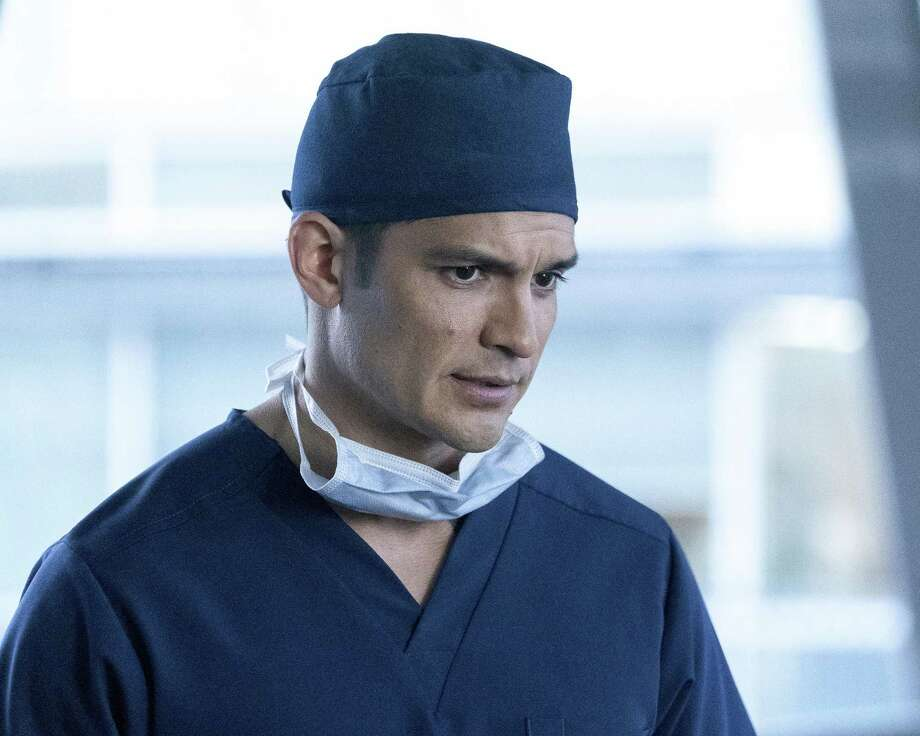 "San Antonio native and Central Catholic High grad Nicholas Gonzalez sizzles and seethes as arrogant surgeon Dr. Neil Melendez in ""The Good Doctor,"" which bows on ABC Sept. 25. Photo: Liane Hentscher /ABC / © 2017 American Broadcasting Companies, Inc. All rights reserved."
