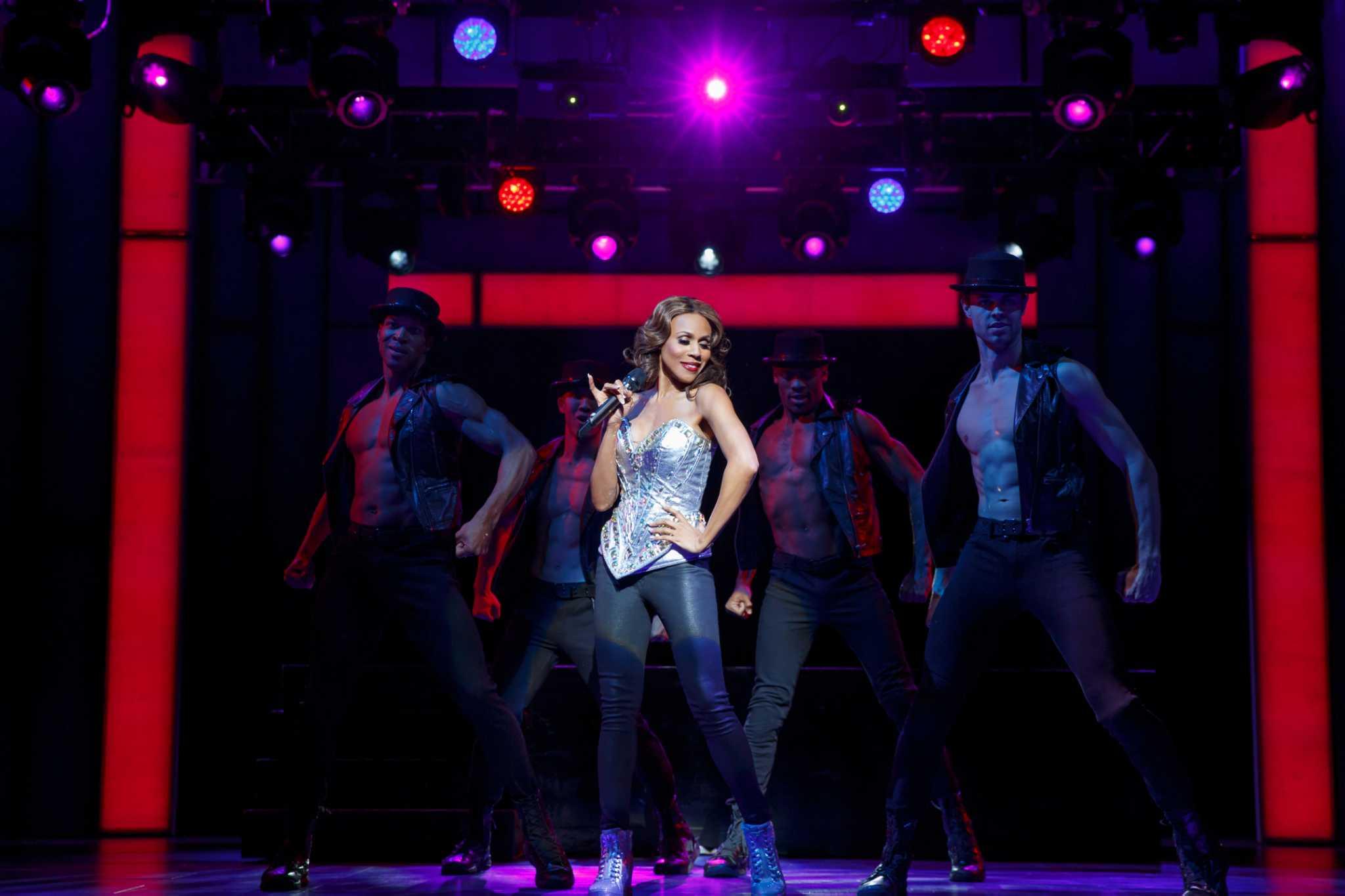 Deborah Cox in case you didn't know is a dance floor superstar