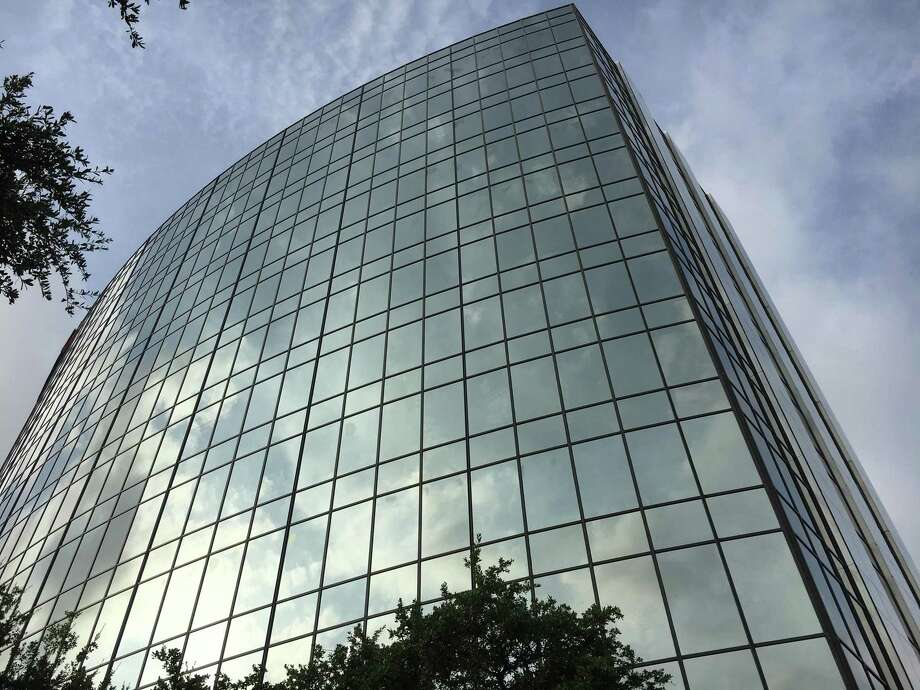 San Antonio-based Harte Hanks Inc. received notice that it is not in compliance with New York Stock Exchange listing standards. The company's headquarters are located in McAllister Plaza on the North Side. Photo: Rye Druzin /Staff Photo