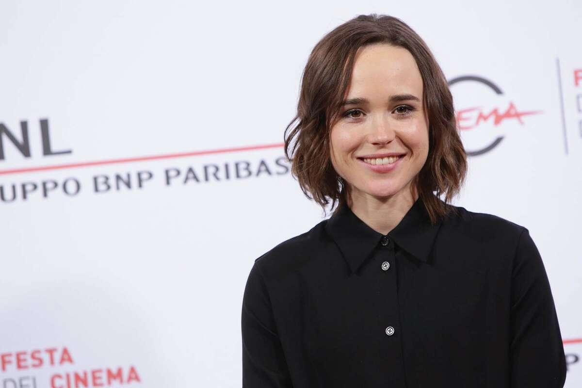 18. Ellen Page, Actress