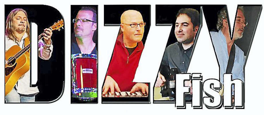 DizzyFish with Eric Herbst, left. Photo: Contributed Graphic