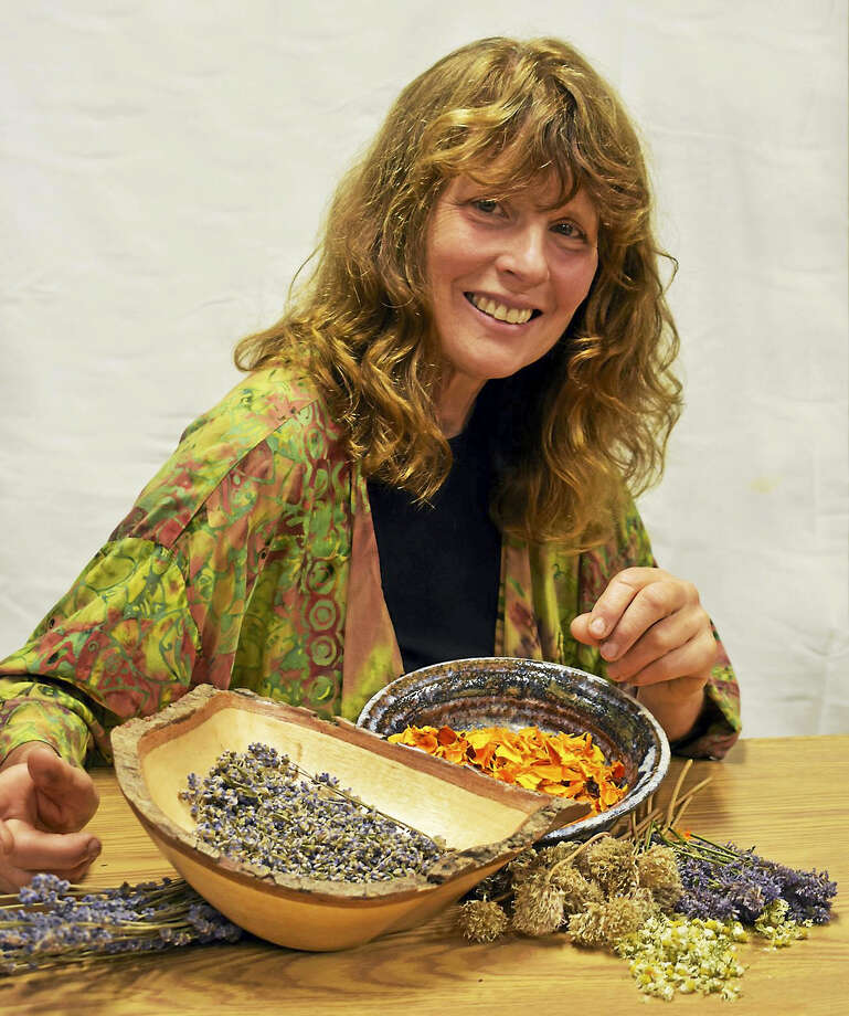"Carole Barber will present ""The Role of Herbs in an Early American Household."" Photo: Photo Courtesy Of Doug Colter"