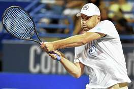Andy Roddick, who fell to Mark Philippoussis in the 2016 final, will return to the Connecticut Open's Legends event this year.