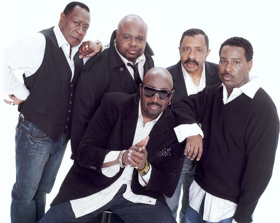 "Contributed photo: The Temptations, shown here, and The Four Tops perform at 8 p.m. Wednesday at the Palace Theatre, 61 Atlantic St., Stamford, 203-325-4466, <a href=""http://www.SCAlive.org"">www.SCAlive.org</a>."