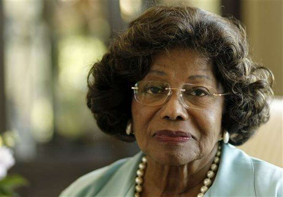 In this April 27, 2011 file photo, Katherine Jackson poses for a portrait in Calabasas, Calif. Opening statements are scheduled to begin Monday April 29, 2013, in Jackson?s lawsuit against concert giant AEG Live over her son Michael?s 2009 death. Katherine Jackson claims the company failed to properly investigate the doctor who was convicted in 2011 of involuntary manslaughter for the singer?s death, but the company denies all wrongdoing. (AP Photo/Matt Sayles, File) Photo: AP / AP