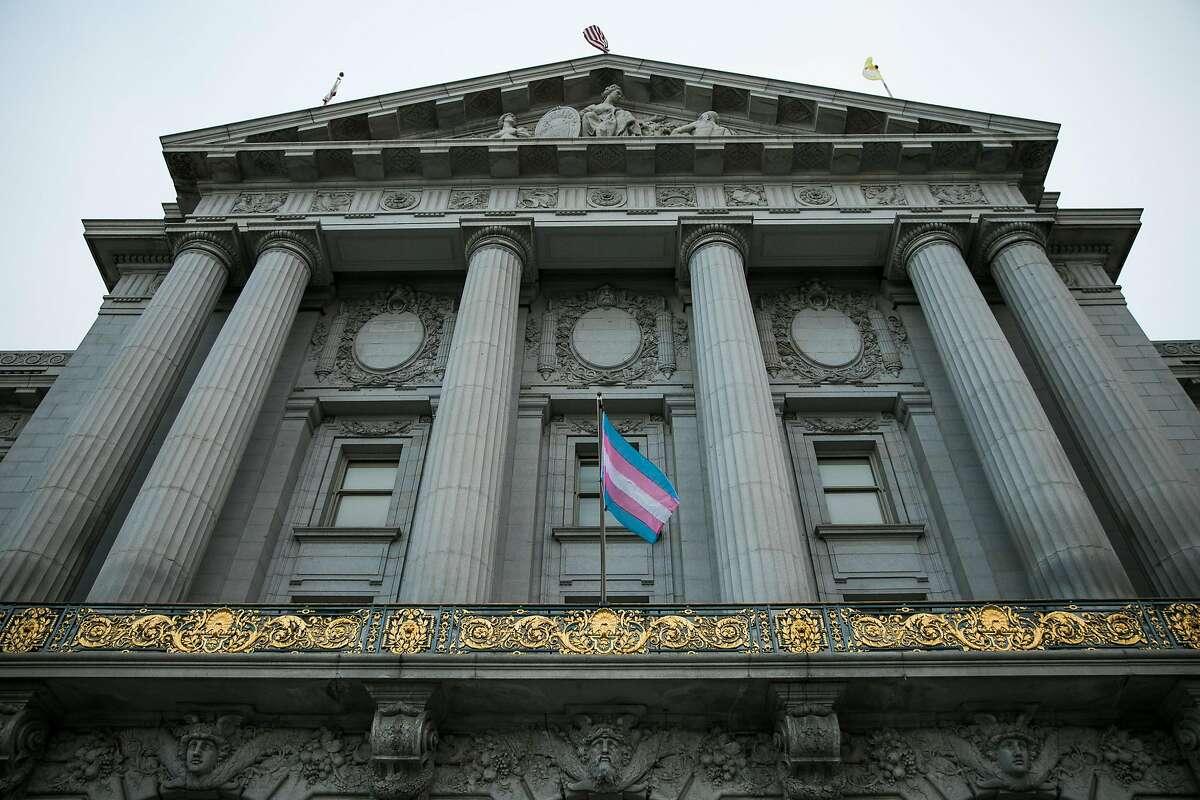San Francisco's City Hall.