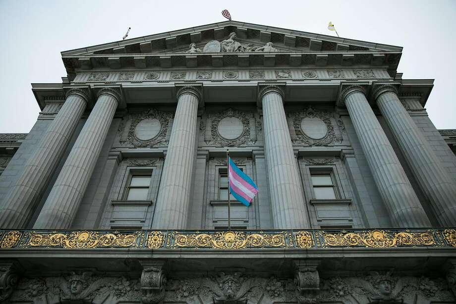 San Francisco's City Hall. Photo: Mason Trinca, Special To The Chronicle