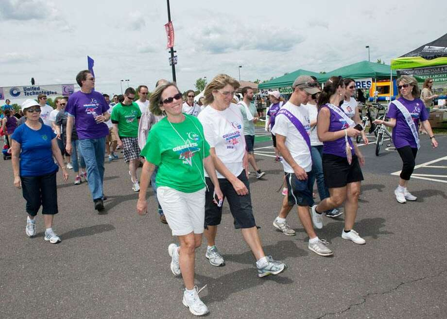 Relay For Life Walk, sponsored by United Technologies Corporation. Spencer Sloan/Contributed photo / Spencer A. Sloan Photographer 2013