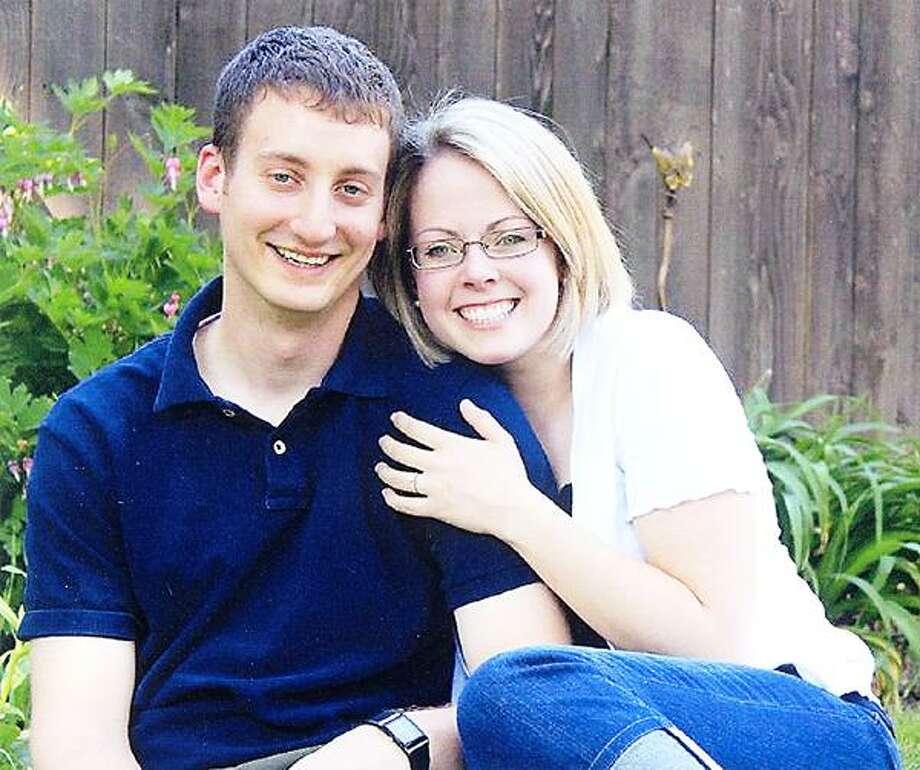 David Joseph Myers and Sarah Elizabeth Dixon