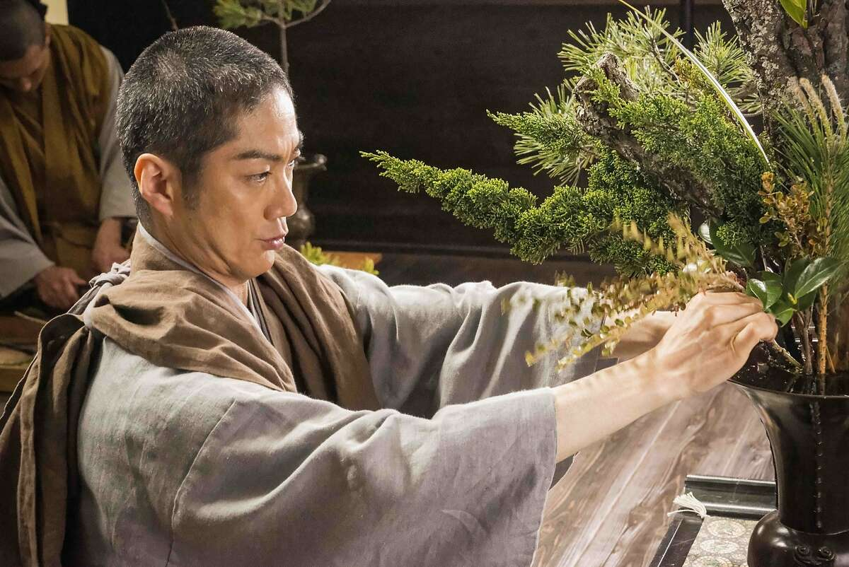 "Mansai Nomura in ""Flower and Sword,"" the opening film at Japan Film Festival of San Francisco. The festival runs Friday, Sept. 1-Sunday, Sept. 10 at New People Cinema. Photo courtesy of Japan Film Festival of San Francisco"