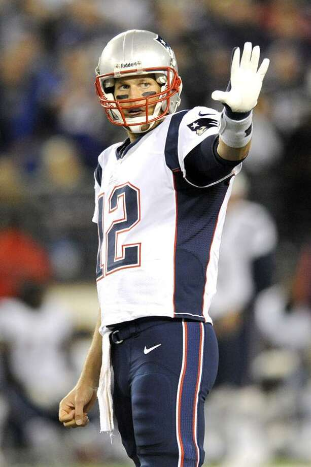 New England Patriots quarterback Tom Brady. (AP File Photo/Nick Wass) Photo: AP / AP2012