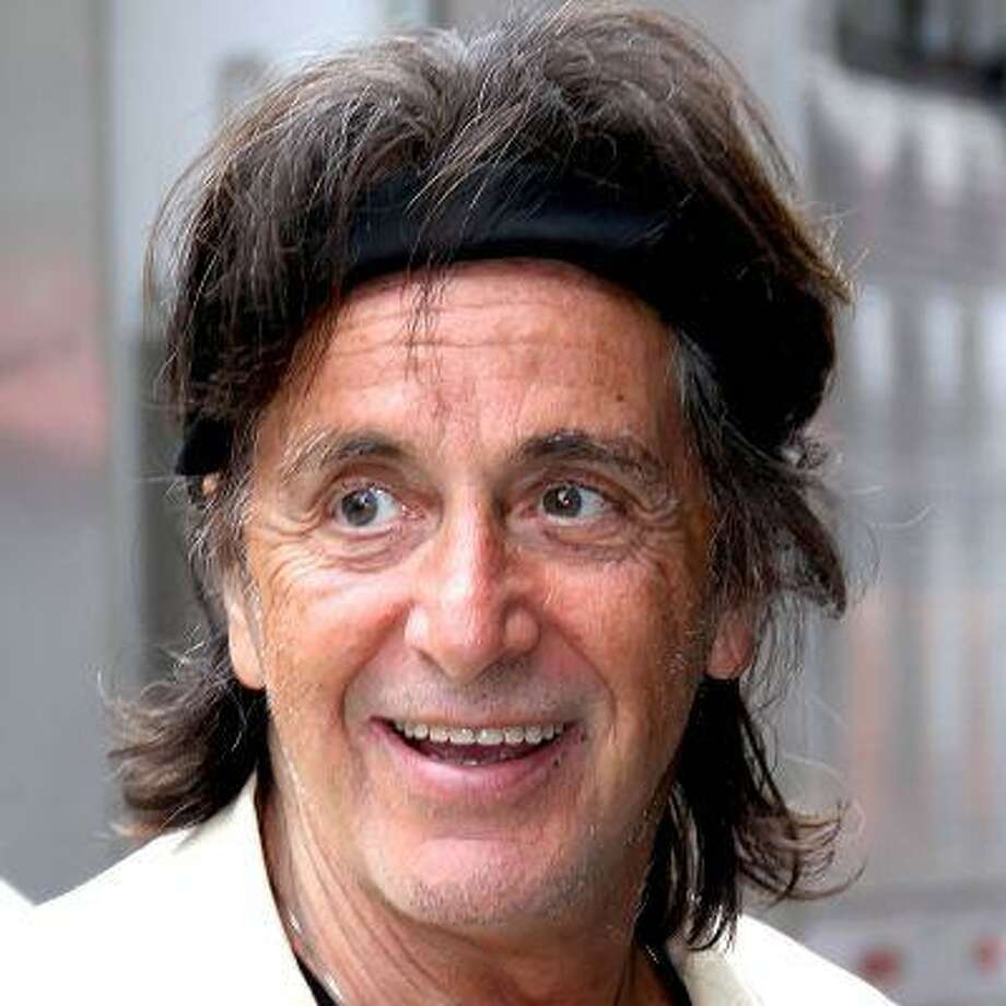 Al Pacino leaving his trailer on the set of HBO's untitled Phil Spector movie New York City, USA - 06.07.11 Mandatory Credit: HRC/ WENN.com Photo: Mandatory Credit: HRC/ WENN.com / Mandatory Credit: HRC/ WENN.com