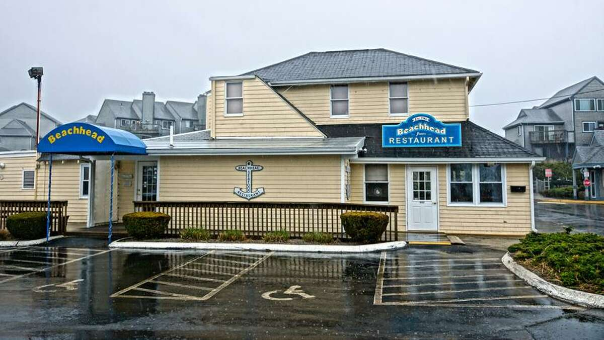 The Beach Head restaurant in East Haven has been rebuilt after Irene and Sandy both caused heavy damage. Photo-Peter Casolino/Register pcasolino@newhavenregister.com