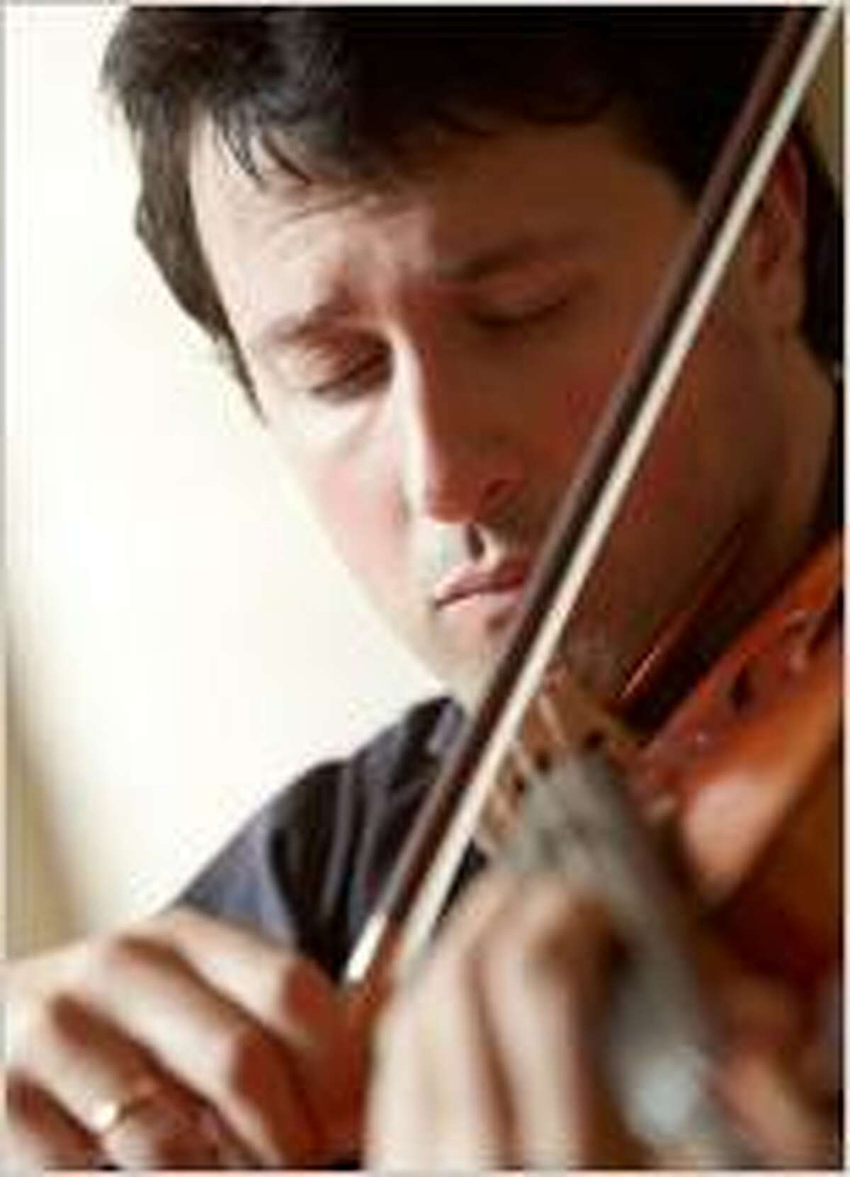 Yale School of Music photo: Ettore Causa, viola,