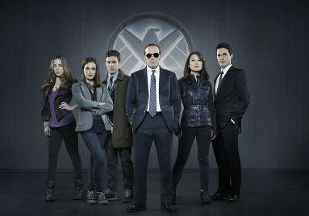 """A publicity image from """"Marvel's Agents of S.H.I.E.L.D."""", Marvel's first television series, is pictured in this undated handout photo. REUTERS/Bob D'Amico/ABC/Handout"""