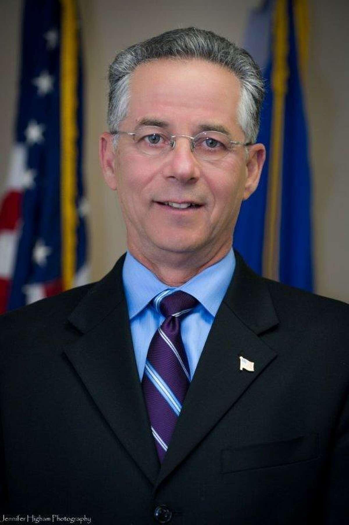 East Haven Mayor Joseph Maturo Jr.