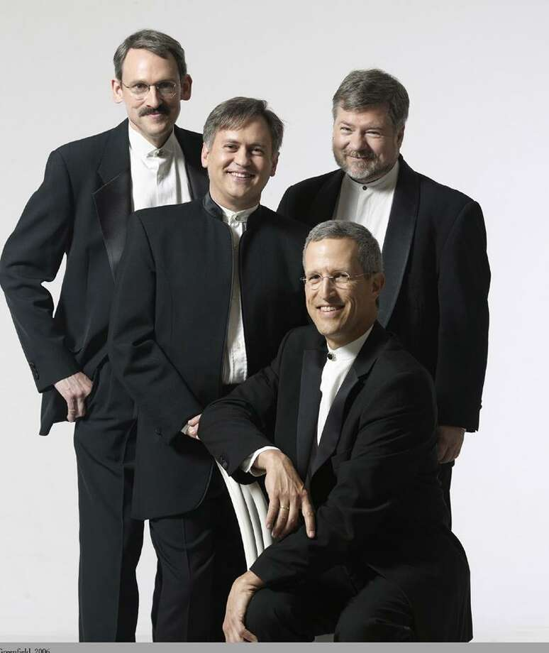 Contributed photo: Orion String Quartet