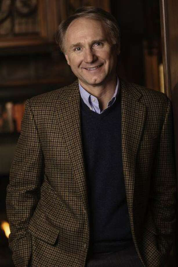 """""""I love to inspire other people to be excited about ideas I'm excited about,"""" best-selling author Dan Brown says of writing """"Inferno."""" """"It's about sharing a passion for Dante, Florence, the big ideas about what's happening in the future."""""""
