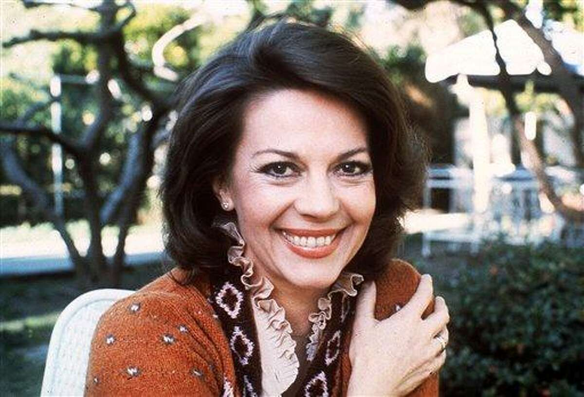 A Dec. 1, 1981 file photo shows actress Natalie Wood. A new report Monday shows coroner's officials amended Natalie Wood's death certificate based on unanswered questions about bruises on her upper body. (AP Photo/File)