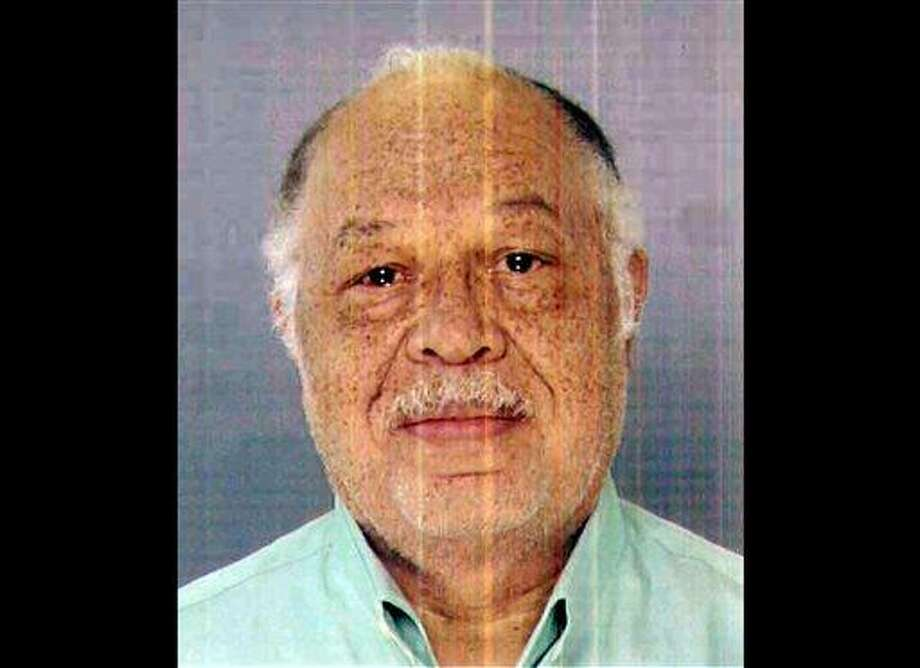 """FILE - This undated photo provided by the Philadelphia District Attorney's office shows Dr. Kermit Gosnell. A Philadelphia judge on Tuesday, April 23, 2013 tossed three of eight murder charges in the high-profile trial of Gosnell, a Philadelphia abortion provider accused of killing babies allegedly born alive at his clinic, dubbed by prosecutors """"a house of horrors."""" Gosnell, 72, still faces the death penalty if convicted on four remaining counts of first-degree murder involving babies allegedly killed with scissors after being born alive. (AP Photo/Philadelphia Police Department via Philadelphia District Attorney's Office, File) Photo: AP / Philadelphia Police Department via Philadelphia D.A. Office"""