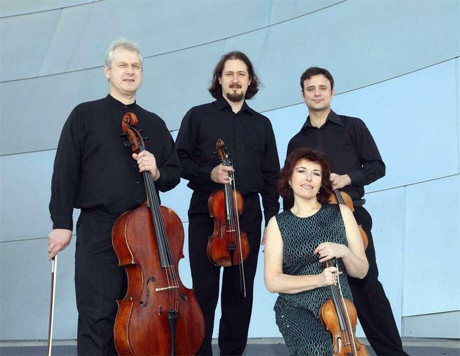 Contributed photo: St. Petersburg String Quartet