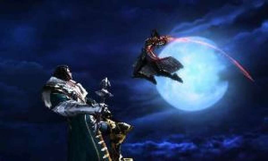 """Courtesy of Konami Players take on the role of Trevor Belmont as he fights Dracula in """"Castlevania: Lords of Shadow -- Mirror of Fate."""" Photo: Konami / Konami"""