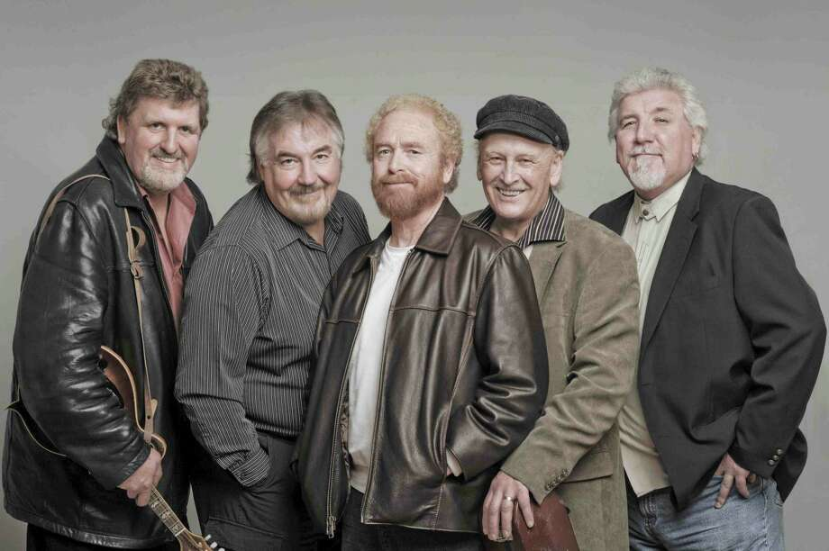 The Irish Rovers will perform at the Turning Stone Resort and Casino on March 15 at 3 p.m.