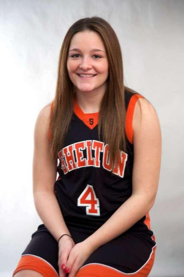 Female Athlete of the Week: Nicole Beard, Shelton basketball.