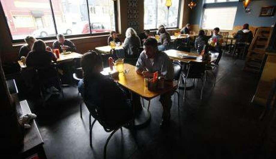 The Vita Cafe is shown Thursday, Feb. 25, 2010, in Portland, Ore. Photo: ASSOCIATED PRESS / AP2010