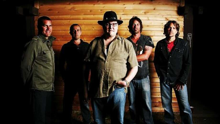 contributed photo: Blues Traveler headlines the Milford Oyster Festival at 3:45 p.m. Saturday at Fowler Field.