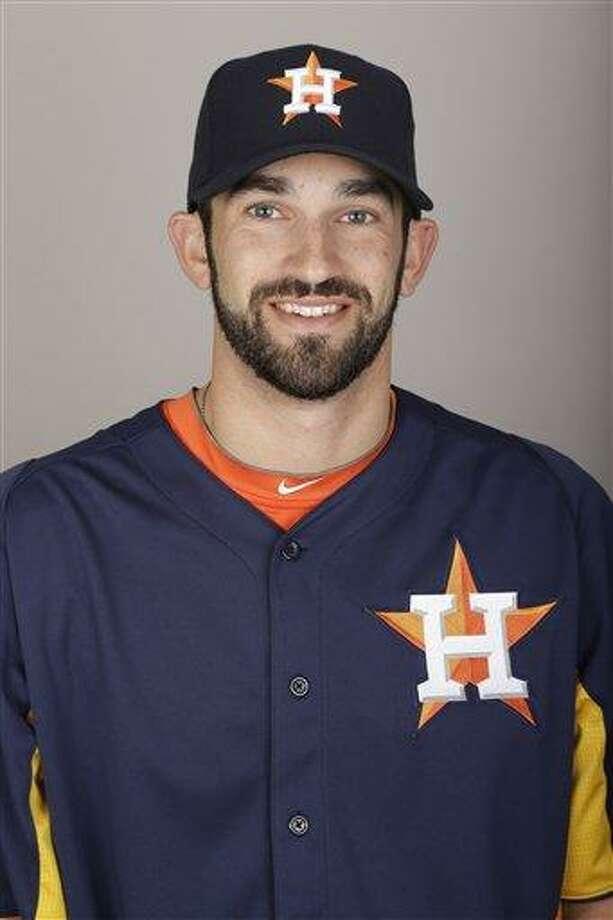 Josh Zeid. (AP Photo/David J. Phillip) Photo: AP / MLBPV AP