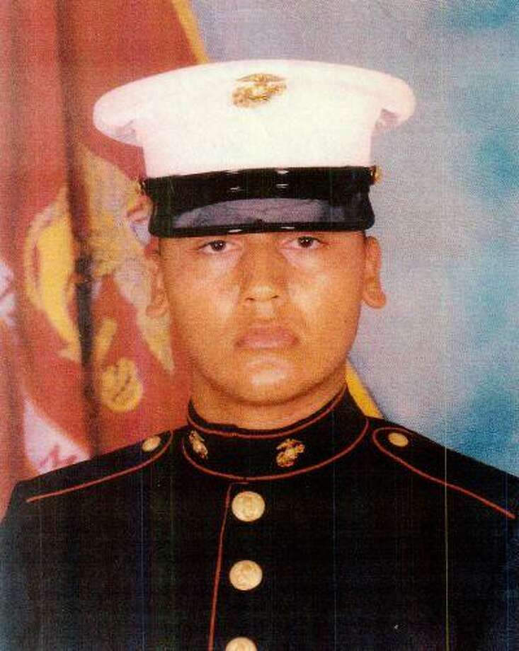 Milton Tepeyac, a U.S. Marine for eight years, was deported to Mexico in April after serving prison time for a felony drug conviction. Photo: The Washington Post / The Washington Post