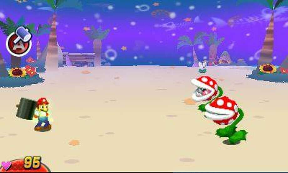 """""""Mario & Luigi: Dream Team"""""""