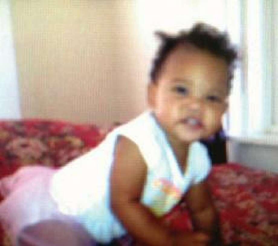 11-month-old Azryrah Rhoden