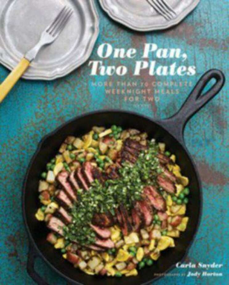 Frustrated with eating out? This book has 70 recipes that are quick, from-scratch and only use one pan. (Chronicle Books)