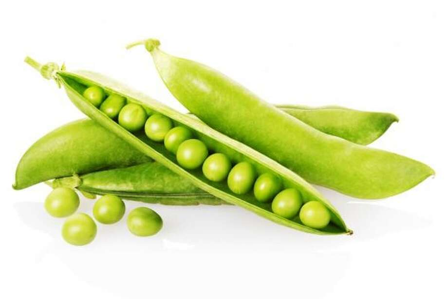 Tribune Media Services photo: Fresh peas are hard to find, so buy 'em when you see 'em. Photo: TMS Photo