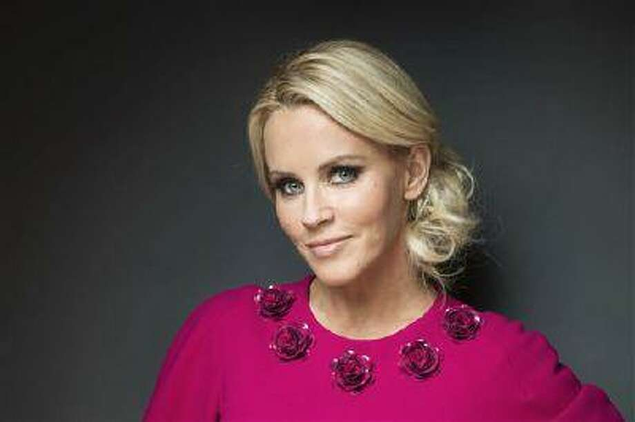 """This Feb. 4, 2013 file photo shows American comedian, actress, and author Jenny McCarthy posing for a portrait, in New York. The actress and former Playboy playmate was named Monday, July 15, to join the panel of the ABC weekday talk show """"The View."""" Barbara Walters, who created """"The View"""" in 1997 and has since served as a co-host, made the widely expected announcement on the air. (Photo by Victoria Will/Invision/AP, File) Photo: Victoria Will/Invision/AP / A2013"""