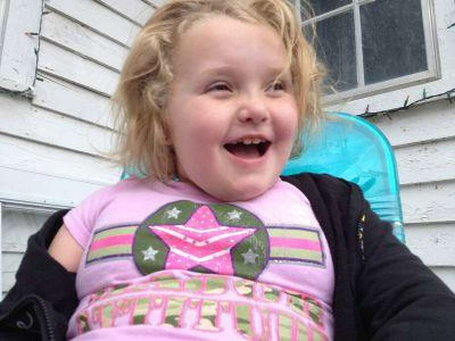 """Season two of """"Here Comes Honey Boo Boo,"""" starring Alana Thompson, begins July 17. Illustrates TV-STUEVER (category e), by Hank Stuever &Copy; 2013, The Washington Post. Moved Friday, July 12, 2013. (MUST CREDIT: TLC) Photo: The Washington Post / THE WASHINGTON POST"""