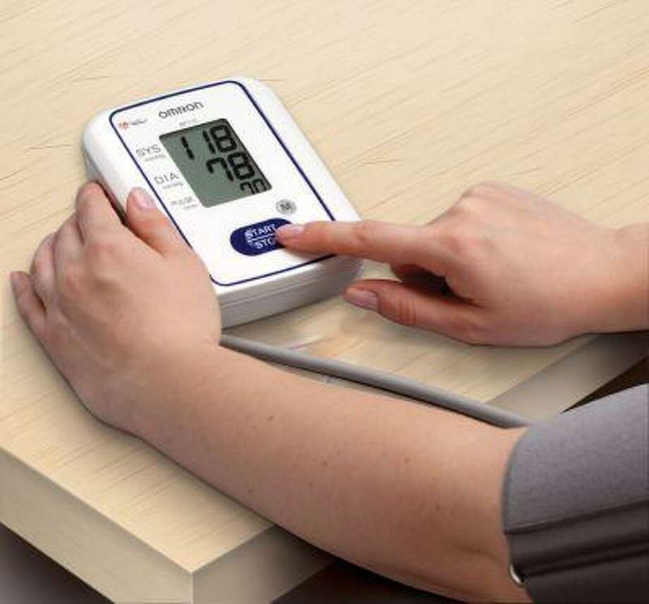 What many don't realize is that blood pressure monitoring is essential to a healthy regimen as high blood pressure affects nearly one in three adults in the U.S., or more than 73 million people. (PRNewsFoto/Omron Healthcare, Inc.) Photo: PR NEWSWIRE / AP2010