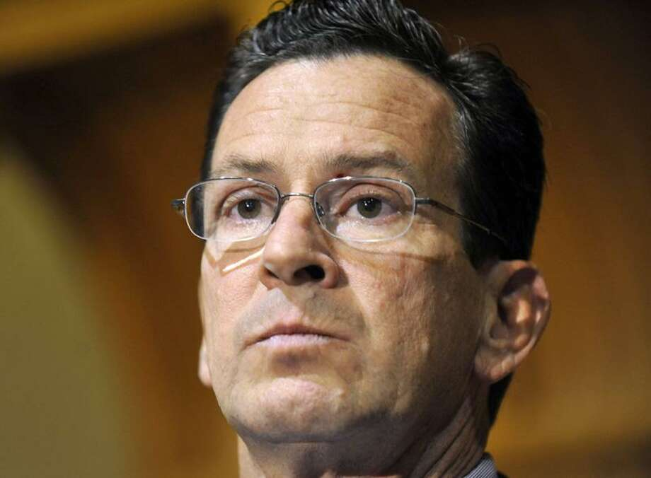 Gov. Dannel P. Malloy. Associated Press file photo Photo: AP / AP2010