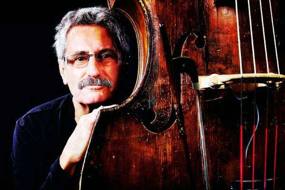 Contributed photo: Mario Pavone was a founding member of the New Haven-based Creative Music Improvisers Forum.