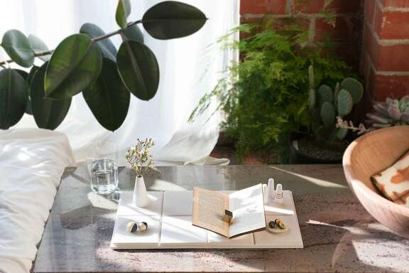 Mei-Lan Tan and fellow architect Victor Lefebvre��launched UM� Studio in Oakland in June 2017 with the goal of reimagining everyday objects that are viewed equally for their art, function and craftsmanship. Their debut collection was created to challenge the design of overlooked products that are a part of our daily rituals.