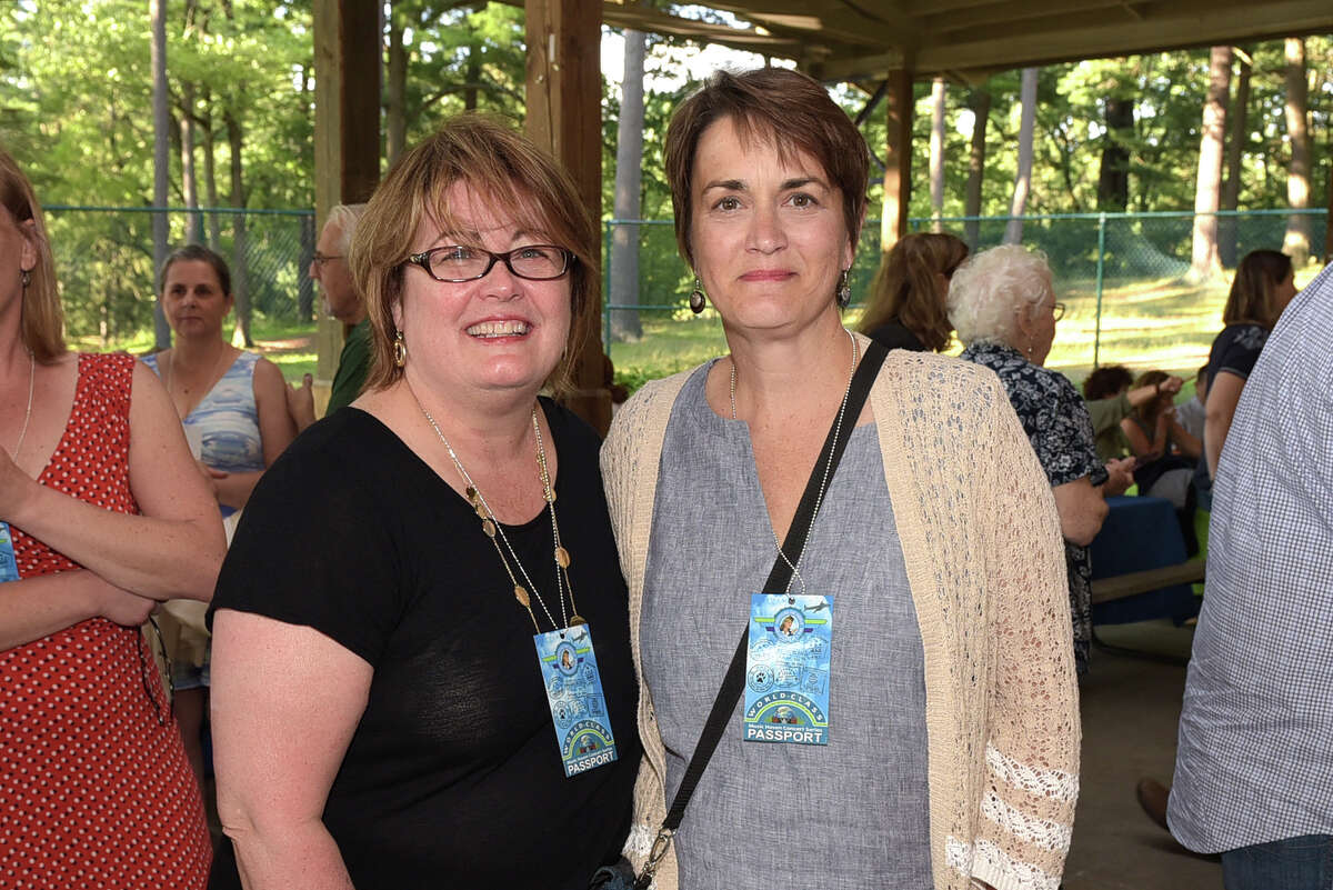 Were you Seen at the Music Haven Summer Social at Central Park in Schenectady on Aug. 6, 2017?