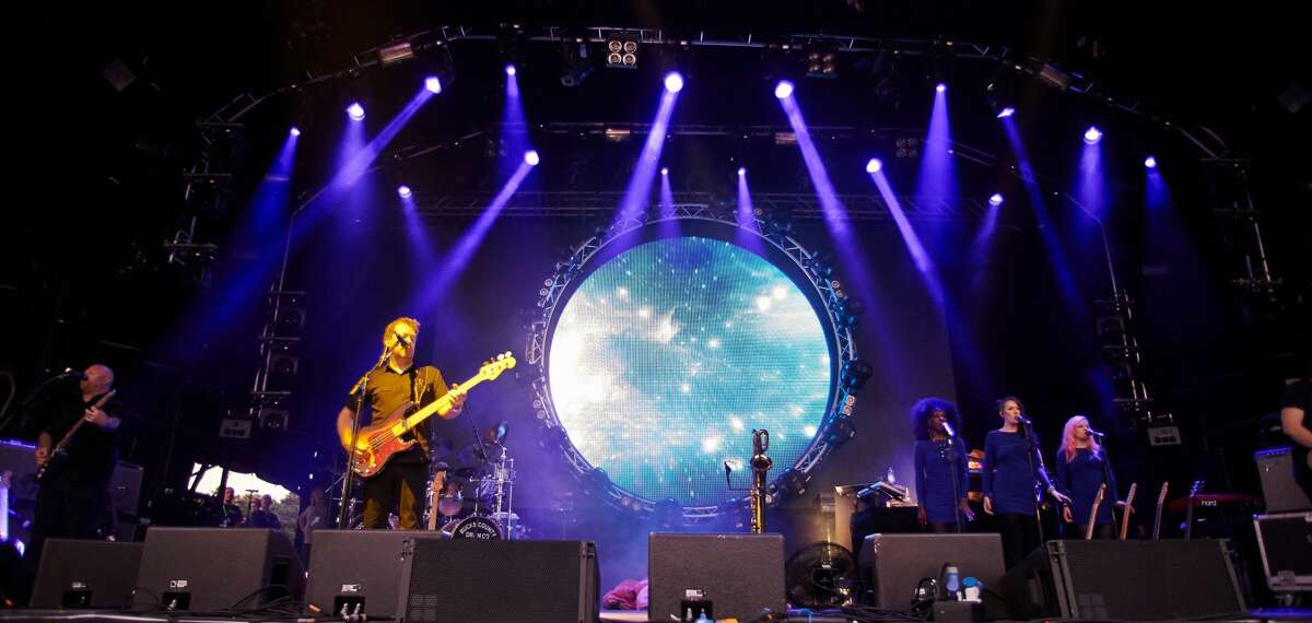 The Australian Pink Floyd Show will perform an amphitheater-only show at the Saratoga Performing Arts Center on Aug. 18.