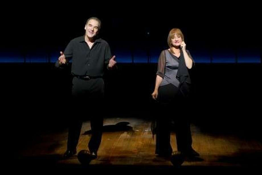 Patinkin and LuPone